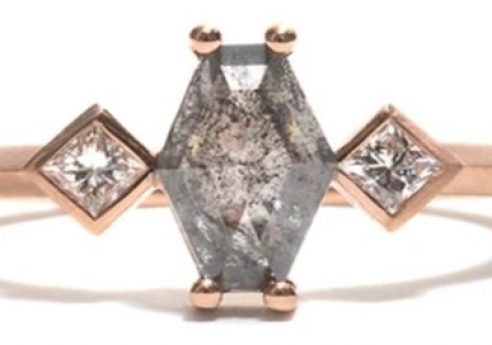 Salt and Pepper Diamonds – On Trend